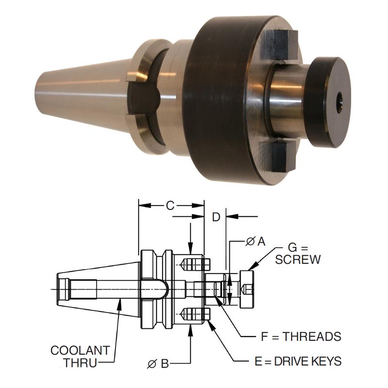 bt-30-shell-mill-holders