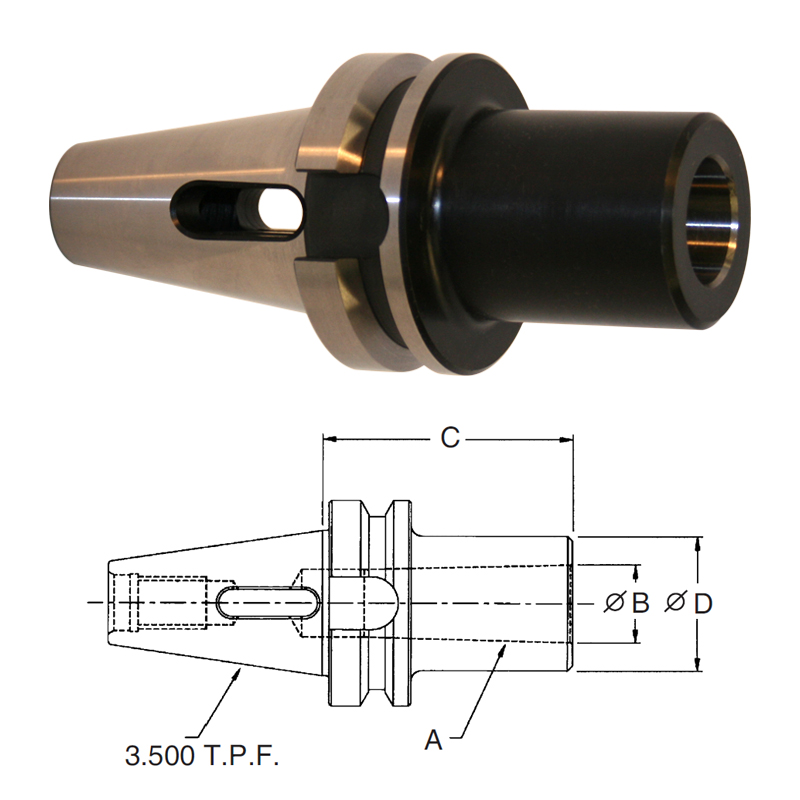 bt-40-morse-taper-adapters