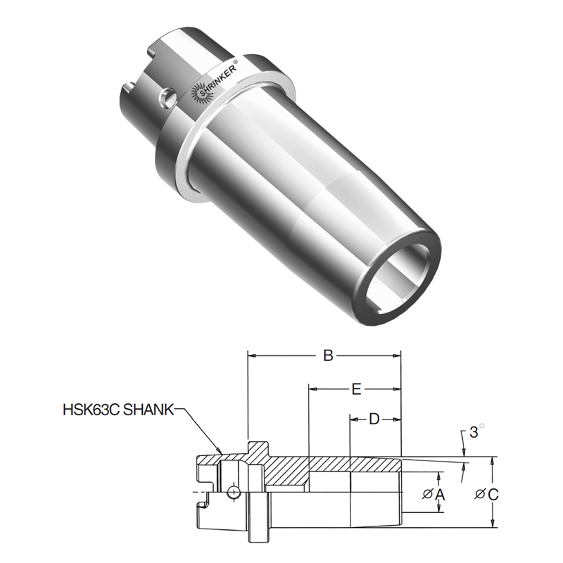hsk-63c-shrink-fit-adapters