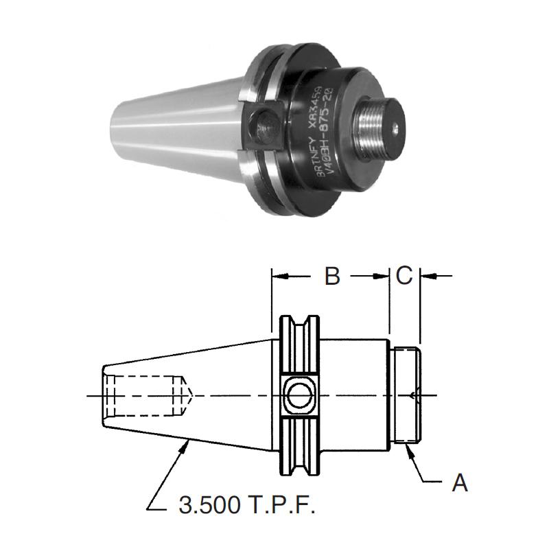 cat-40-boring-head-adapters