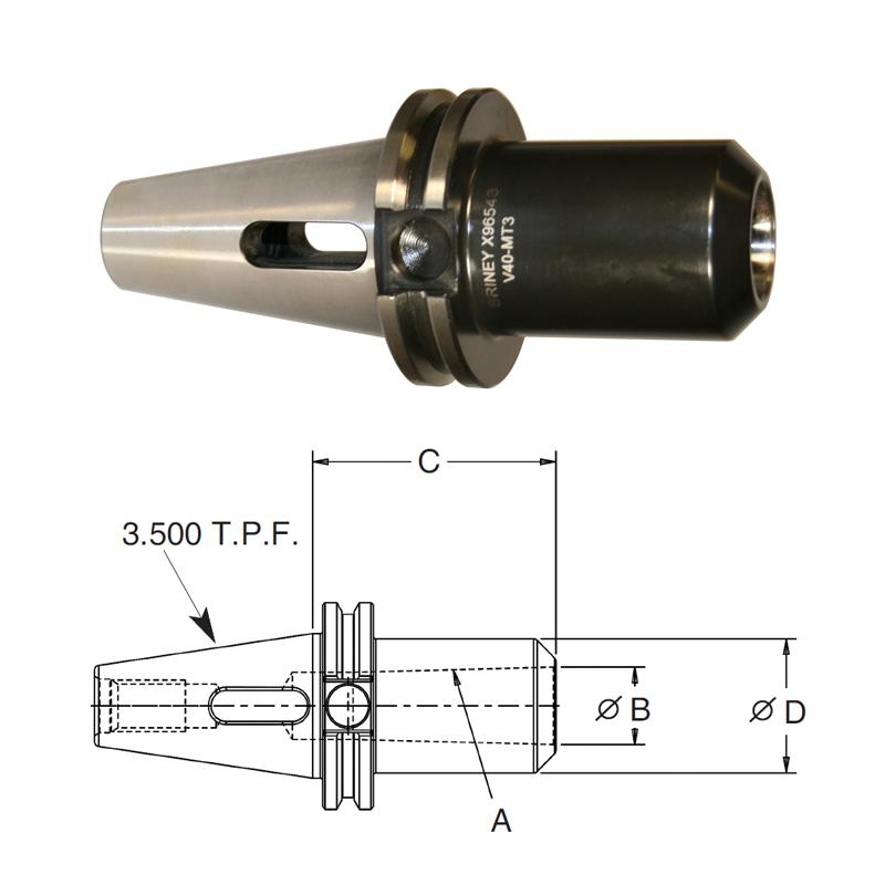 cat-40-morse-taper-adapters